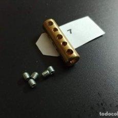 Jogos construção - Meccano: MECCANO PARTE Nº 63G. ACOPLAMIENTO COMPATIBLE 5 AGUJEROS.. Lote 241534960