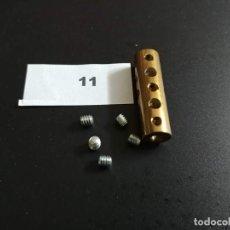 Jogos construção - Meccano: MECCANO PARTE Nº 63G. ACOPLAMIENTO COMPATIBLE 5 AGUJEROS.. Lote 241535120