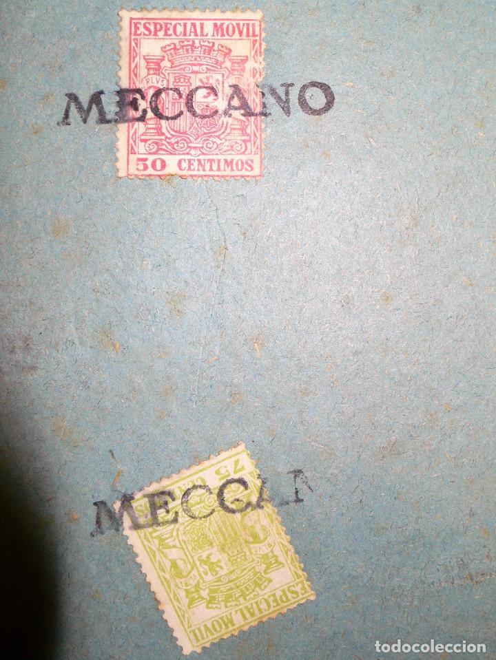 Juegos construcción - Meccano: ANTIGUO MECCANO 1 EN CAJA E INSTRUCCIONES - Foto 20 - 245611945