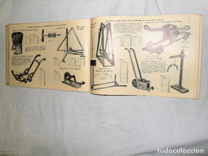 Juegos construcción - Meccano: ANTIGUO MECCANO 1 EN CAJA E INSTRUCCIONES - Foto 25 - 245611945