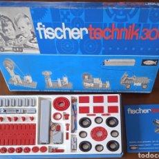 Juegos construcción - Meccano: ANTIGUO JUEGO TIPO MECCANO MADE IN GERMANY FISCHER TECHNIK 300.. Lote 246507855