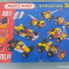 Juegos construcción - Meccano: MECCANO EVOLUTION 3.. Lote 246887705