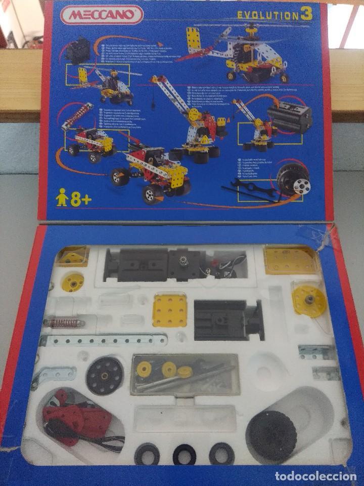 Juegos construcción - Meccano: MECCANO EVOLUTION 3. - Foto 2 - 246887705