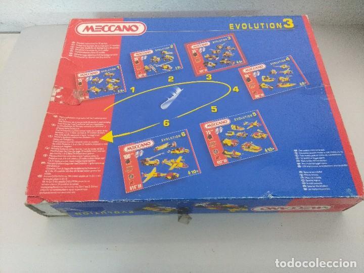 Juegos construcción - Meccano: MECCANO EVOLUTION 3. - Foto 11 - 246887705