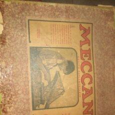 Giochi costruzione - Meccano: MECCANO ANTIGUO ENVIO 6 €. Lote 249374360