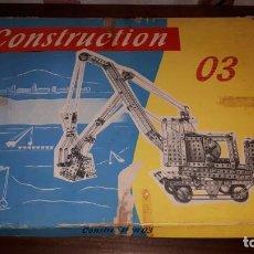 Juegos construcción - Meccano: VINTAGE CONSTRUCTION 03. Lote 249585240