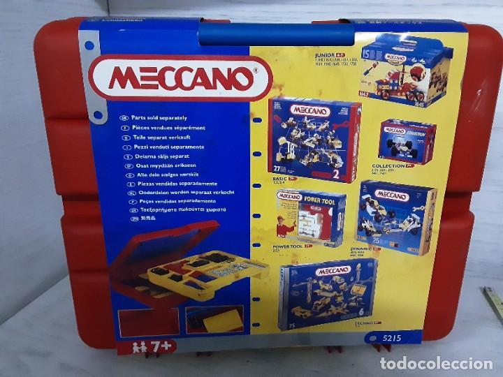 Juegos construcción - Meccano: Caja maletin Meccano.Nuevo. - Foto 4 - 254590265