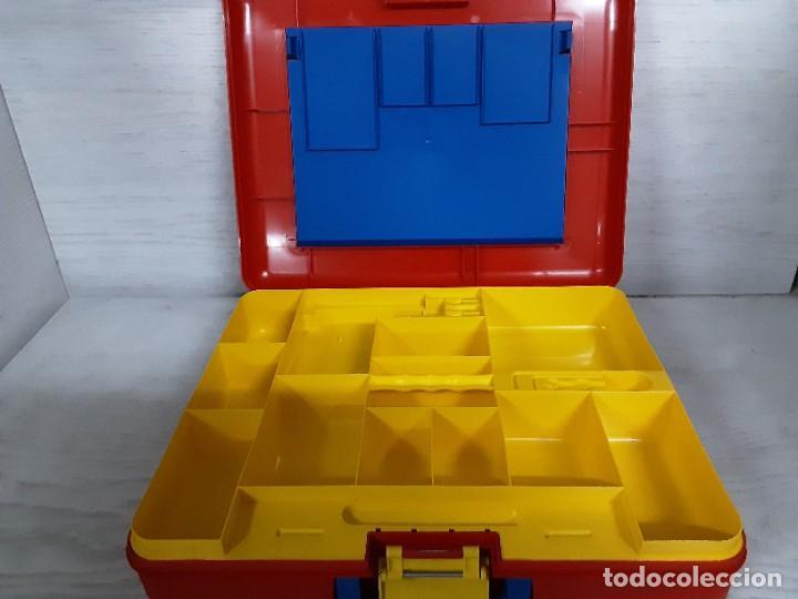 Juegos construcción - Meccano: Caja maletin Meccano.Nuevo. - Foto 5 - 254590265