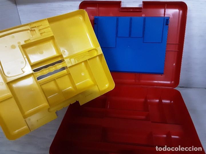 Juegos construcción - Meccano: Caja maletin Meccano.Nuevo. - Foto 6 - 254590265