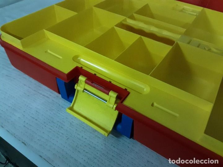 Juegos construcción - Meccano: Caja maletin Meccano.Nuevo. - Foto 7 - 254590265
