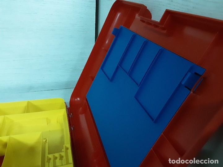 Juegos construcción - Meccano: Caja maletin Meccano.Nuevo. - Foto 8 - 254590265