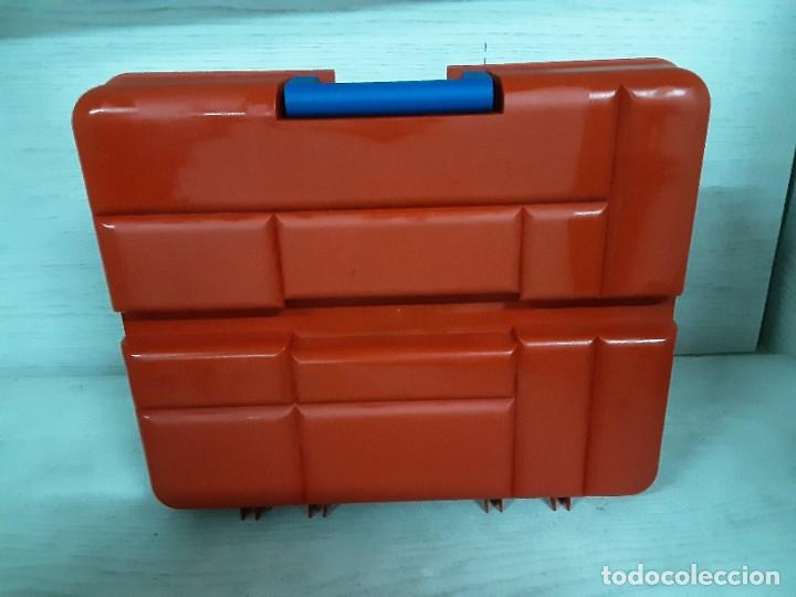 Juegos construcción - Meccano: Caja maletin Meccano.Nuevo. - Foto 10 - 254590265