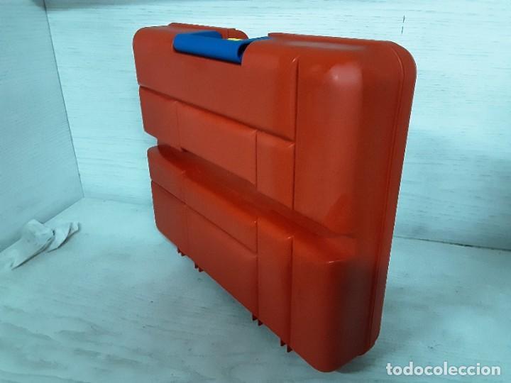 Juegos construcción - Meccano: Caja maletin Meccano.Nuevo. - Foto 12 - 254590265