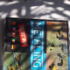 Juegos construcción - Meccano: METALING 4 SERIE ESPACIAL. Lote 261629225