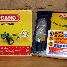 Juegos construcción - Meccano: MECCANO - TEXAS WHEELIE - AÑOS 80 - NUEVO Y PRECINTADO. Lote 262421705