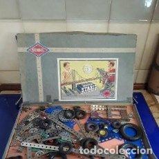 Juegos construcción - Meccano: JUEGO ANTIGUO DE CONSTRUCCIÓN WALTERS ESTABIL METALL BAUKASTEN. Lote 262688310