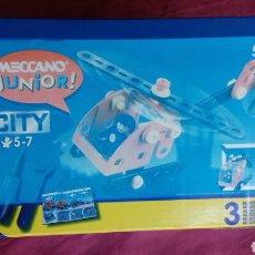 Juegos construcción - Meccano: MECCANO JUNIOR CITY. AIRE. AÑO 1996.. Lote 263692570
