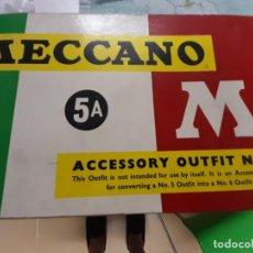 Juegos construcción - Meccano: MECANO 5A. Lote 265973048