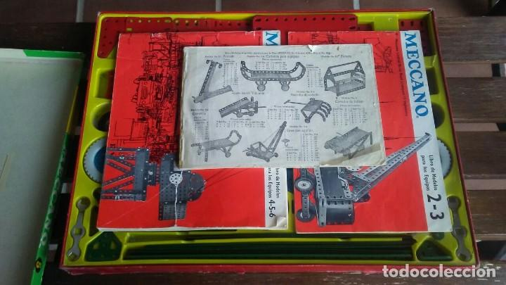 Juegos construcción - Meccano: MECCANO 5. MADE IN ENGLAND. COMPLETO. - Foto 2 - 269983868
