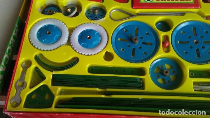 Juegos construcción - Meccano: MECCANO 5. MADE IN ENGLAND. COMPLETO. - Foto 4 - 269983868