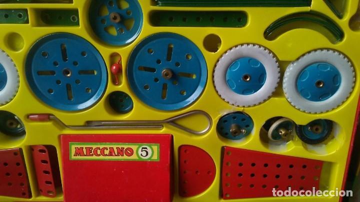 Juegos construcción - Meccano: MECCANO 5. MADE IN ENGLAND. COMPLETO. - Foto 9 - 269983868