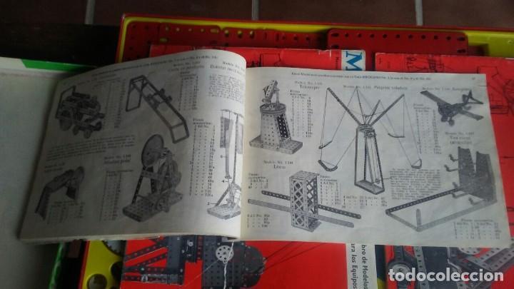Juegos construcción - Meccano: MECCANO 5. MADE IN ENGLAND. COMPLETO. - Foto 11 - 269983868