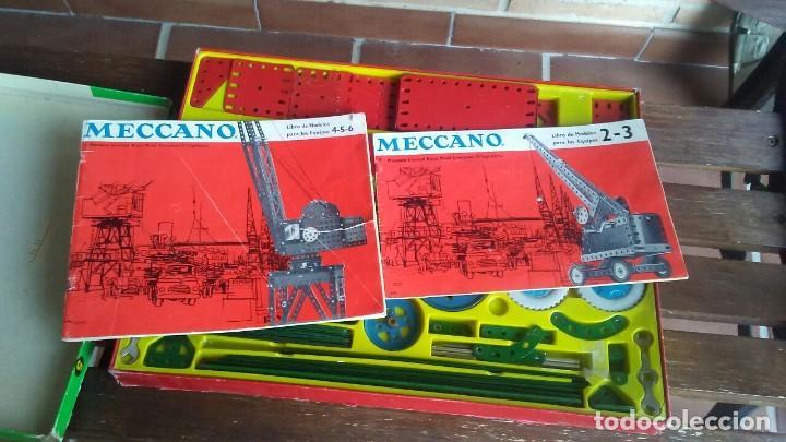 Juegos construcción - Meccano: MECCANO 5. MADE IN ENGLAND. COMPLETO. - Foto 12 - 269983868