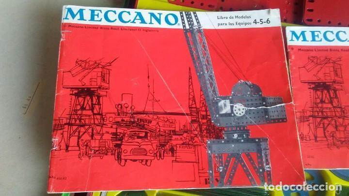 Juegos construcción - Meccano: MECCANO 5. MADE IN ENGLAND. COMPLETO. - Foto 13 - 269983868