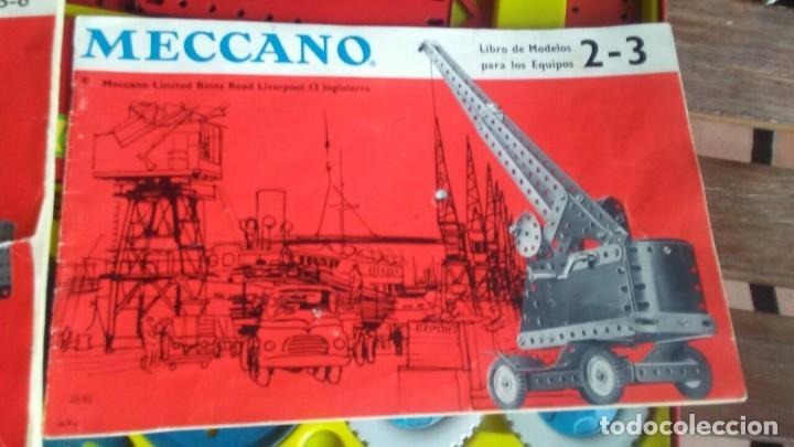 Juegos construcción - Meccano: MECCANO 5. MADE IN ENGLAND. COMPLETO. - Foto 14 - 269983868