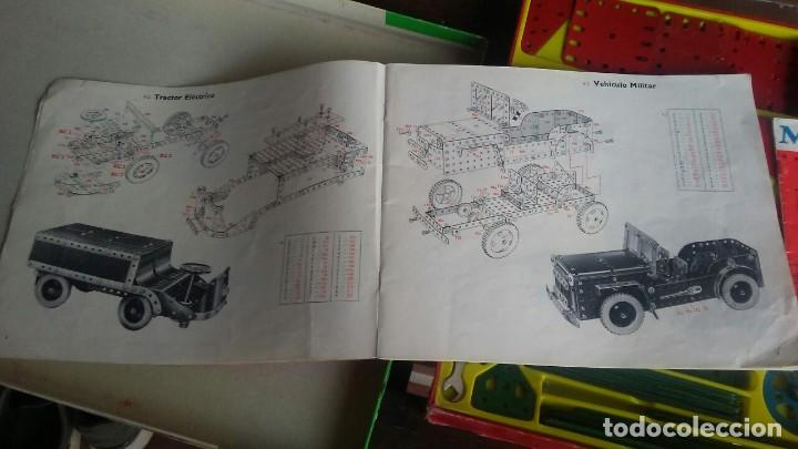 Juegos construcción - Meccano: MECCANO 5. MADE IN ENGLAND. COMPLETO. - Foto 15 - 269983868