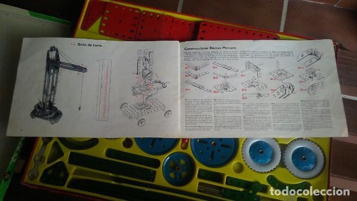 Juegos construcción - Meccano: MECCANO 5. MADE IN ENGLAND. COMPLETO. - Foto 17 - 269983868
