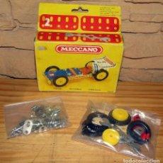 Juegos construcción - Meccano: MECCANO FORMULA 1 - NUEVO Y EN SU CAJA ORIGINAL - COMPLETO - PBP - MADE IN SPAIN - 1981. Lote 270783433