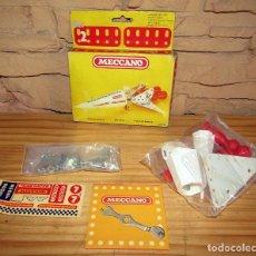 Juegos construcción - Meccano: MECCANO PATRULLA ESPACIAL - NUEVO Y EN SU CAJA ORIGINAL - COMPLETO - PBP - MADE IN SPAIN - 1981. Lote 270797518