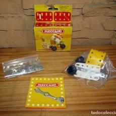 Juegos construcción - Meccano: MECCANO HORMIGONERA - NUEVO Y EN SU CAJA ORIGINAL - COMPLETO - PBP - MADE IN SPAIN - 1981. Lote 270865848