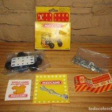 Juegos construcción - Meccano: MECCANO GRUA - NUEVO Y EN SU CAJA ORIGINAL - COMPLETO - PBP - MADE IN SPAIN - 1981. Lote 270866128