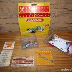 Juegos construcción - Meccano: MECCANO - PIRATA ESPACIAL - NUEVO Y EN SU CAJA ORIGINAL - COMPLETO - PBP - MADE IN SPAIN - 1981. Lote 270872588