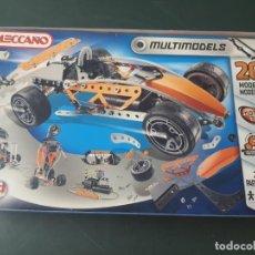 Juegos construcción - Meccano: MECCANO MULTIMODELS. Lote 275597568