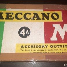 Jeux construction - Meccano: MECCANO 4A. Lote 277256773
