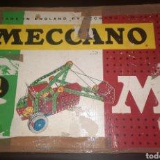 Juegos construcción - Meccano: MECCANO 4A. Lote 277256773