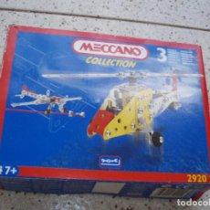 Juegos construcción - Meccano: MECANO. Lote 277710798