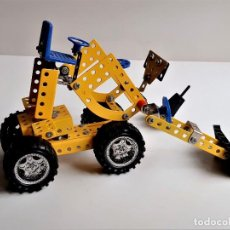 Jeux construction - Meccano: VEHICULO MECCANO - 26 X 14 X 15.CM METAL. Lote 285316218
