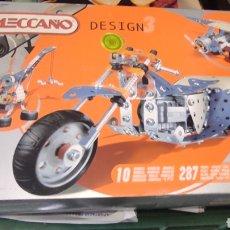 Juegos construcción - Meccano: MECCANO DESIGN3. Lote 289227208