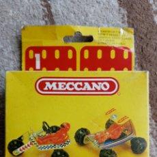Juegos construcción - Meccano: JUEGO CONSTRUCCION MECCANO AÑO 1981. Lote 293918488