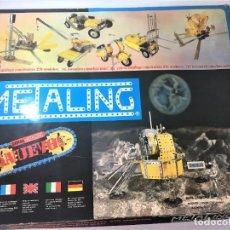Juegos construcción - Meccano: METALING MECCANO Nº 6 DE POCH SERIE ESPACIAL. Lote 295295938