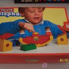 Juegos construcción - Tente: TENTE 0230- ELEPHANT- ES UN JUGUETE EXIN-18/2/1983- SIN ABRIR CAJA PRECINTADA. Lote 16188092