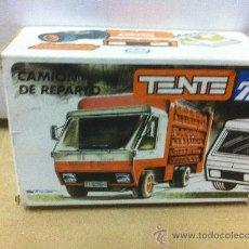 Juegos construcción - Tente: CAJA TENTE. Lote 27453812