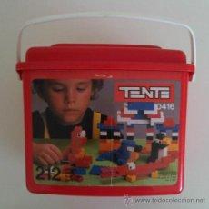 Juegos construcción - Tente: TENTE EXIN CUBO VACIO REFERENCIA 0416. Lote 28339944