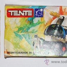 Juegos construcción - Tente: TENTE EXIN SERIE ASTRO - DESINTEGRADOR DE RAYOS LASER. Lote 28447292
