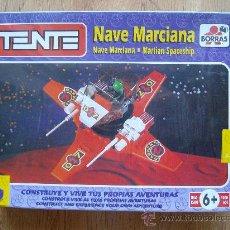 Juegos construcción - Tente: TENTE NAVE MARCIANA BORRAS REF 70024 68 PIEZAS. Lote 28538740