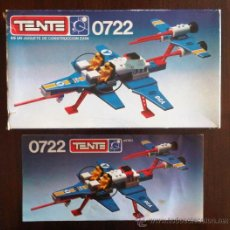 Juegos construcción - Tente: TENTE EXIN SERIE ASTRO - NAVE DEFENSA SIDERAL 0722 . Lote 28886814